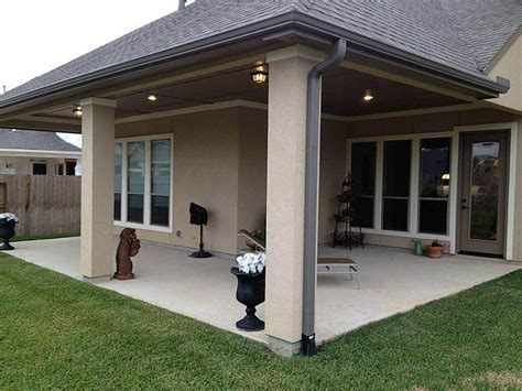 Ideas For Patio Covers : Best Backyard Patio Ideas