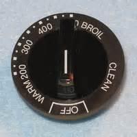 frigidaire range oven stove thermostat knob knob shopper