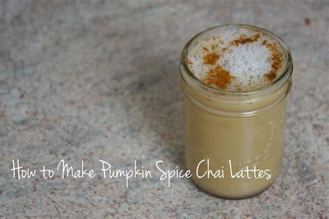 how to make a pumpkin spice latte recipe dishmaps