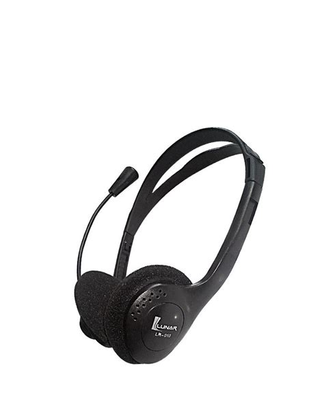 Headphone Lunar lunar lr 010 headphone with mic black price in pakistan lunar in pakistan at symbios pk