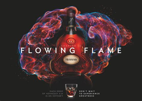 Hennessy Also Search For Hennessy Print Advert By Ddb Flowing Ads Of The World