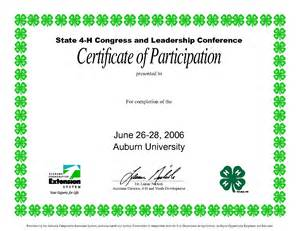 Conference Certificate Of Participation Template by Certificate Template Category Page 31 Efoza