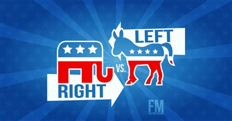 st on right or left the left right political spectrum explained fact myth