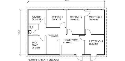 admin building floor plan classrooms