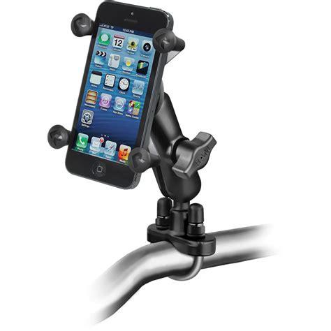 ram mount cell phone holder ram mounts handlebar rail mount with universal ram b 149z un7