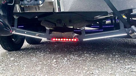 light bar led truck and trailer light 18 led brake and