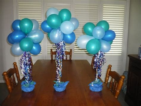 Birthday Decorations by Breathtaking Birthday Table Decorations Centerpieces