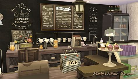4 home design store deli grocery store at ruby s home design 187 sims 4 updates