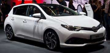 Toyota Of File Toyota Auris 1 2 Turbo Design Edition Ii Facelift