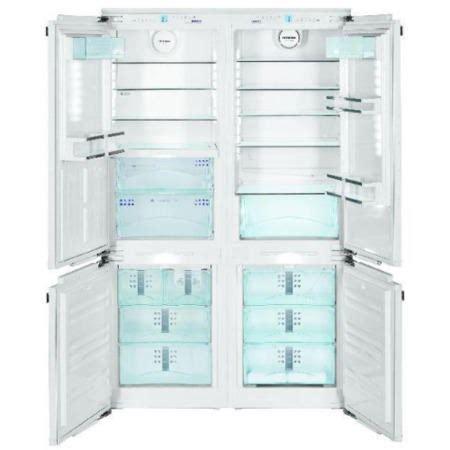 liebherr sbs66i3 497l nofrost integrated american fridge
