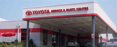 Toyota Servis Centre Toyota Of Denton Service And Coupons Denton Near