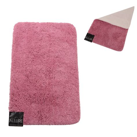 Luxurious Bath Mats by Luxurious Micro Fibre Supersoft Absorbent Bathroom