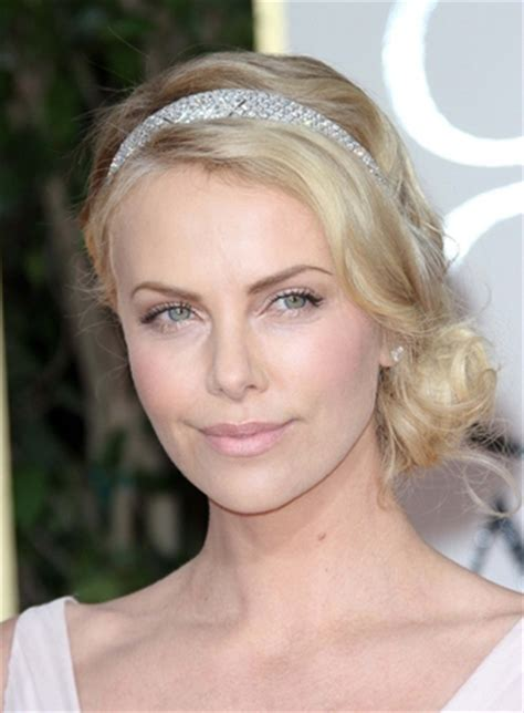 pictures charlize theron hair styles and colors through charlize theron39s buttery blond hair color 2011 fall 2011