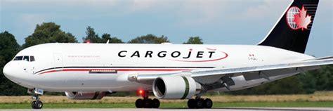 cargojet cargojetairways
