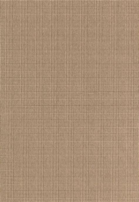 schumacher glen plaid velvet fabric antelope