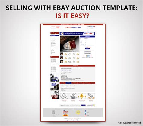 Auction Template Generator by Ebay Listing Template Generate Product Description Two