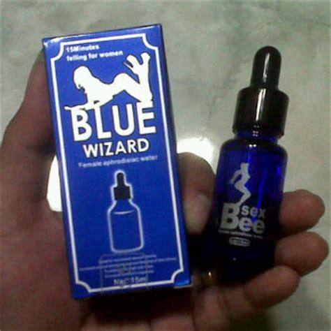 Obat Perangsang Wanita Cair Tanpa Rasa Obat Perangsang Wanita Blue Wizard Cair Paling Uh