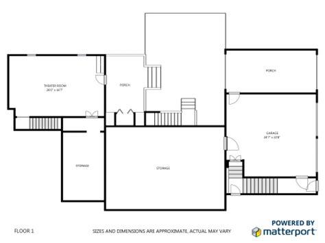 sketch floor plans matterport versus blue sketch floor plans we get around