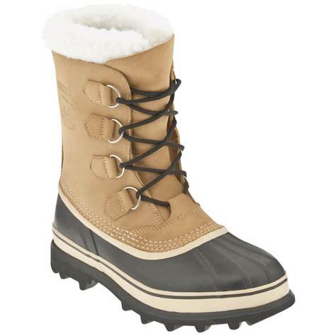 sorel s caribou boot countryside