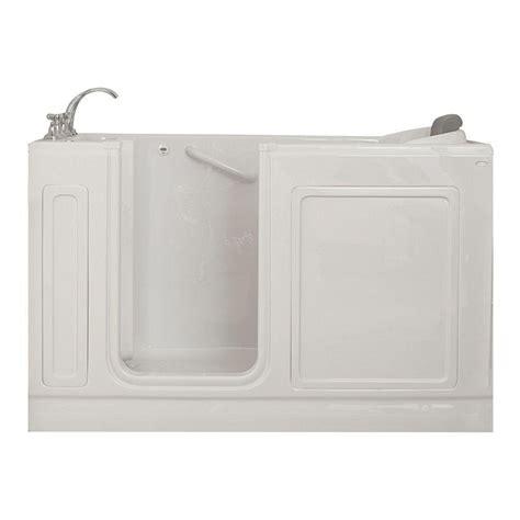 bathtubs american standard american standard acrylic standard series 60 in x 32 in