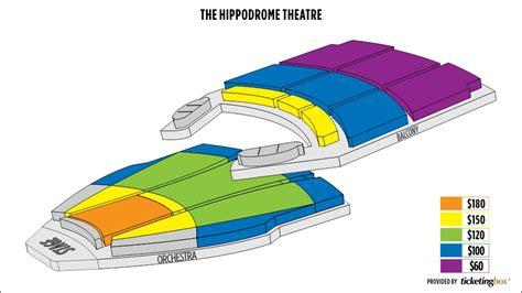 hippodrome baltimore seating chart hippodrome seating chart seatingchart jpg ayucar