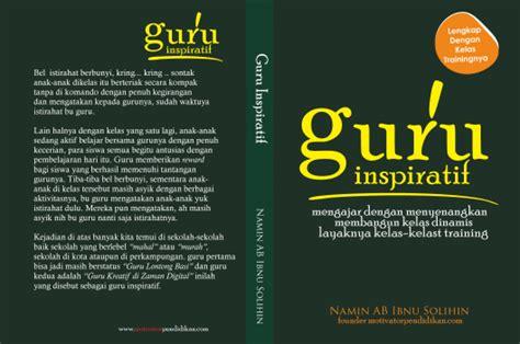 cara membuat cover buku keren contoh cover buku keren motivator pendidikan kreatif
