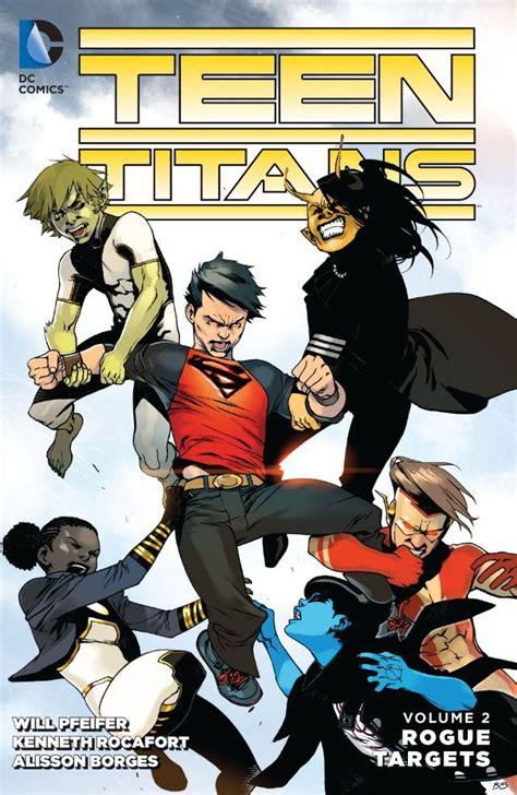 libro titans 2016 vol 2 upcoming comics march 9 2016 batman news