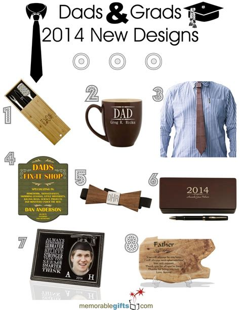 gifts for new dads and grads 2014 new designs memorable gifts