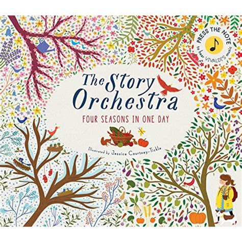 the story orchestra four seasons in one day 禮筑外文書店