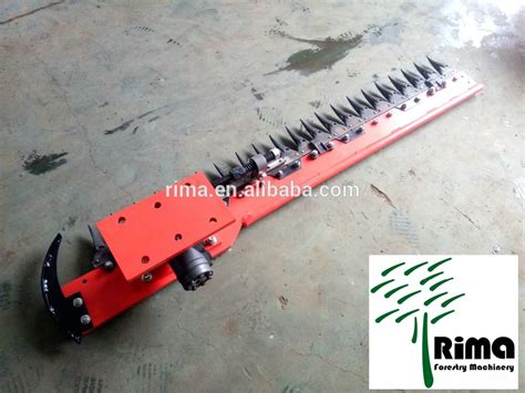 Track Wheels 180cm heavy duty hydraulic hedge cutter trimmer 150 180cm for excavator buy tractor mounted hedge