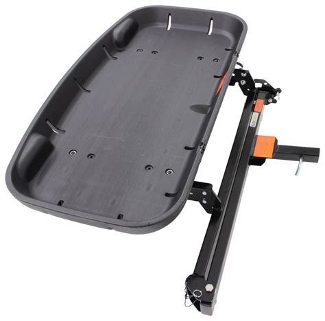 Rola Swinging Enclosed Cargo Carrier For 2 Quot Trailer Hitch
