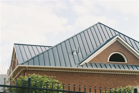 types of metal roofing types of metal roofs different types of roofing systems