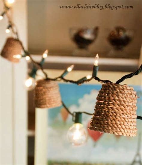 things to decorate home 34 amazing diy tips to decorate your home using rope diy