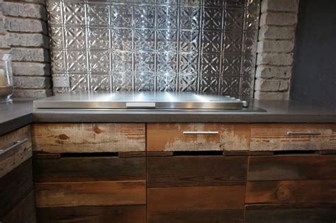 concrete kitchen bench outdoor kitchen with polished concrete bench tops and reclaimed timber doors