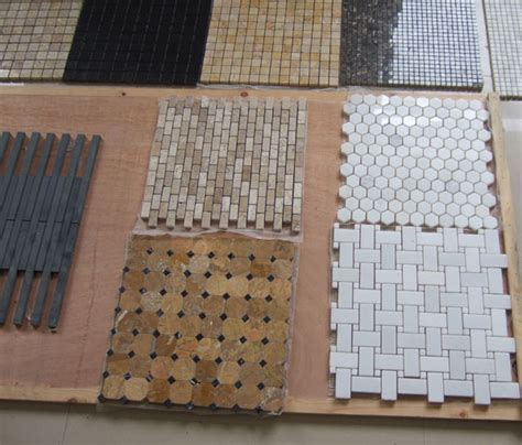 Mosaic Tile Installation Marble Mosaic Tile Installation How To Build A House