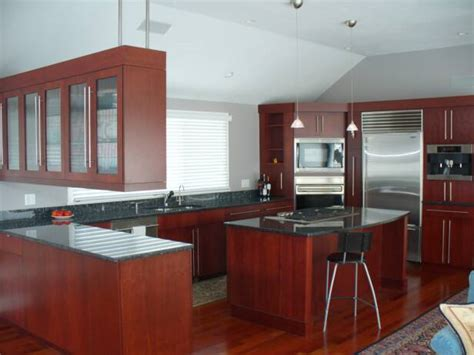 Kitchen Design Cherry Cabinets Portfolio