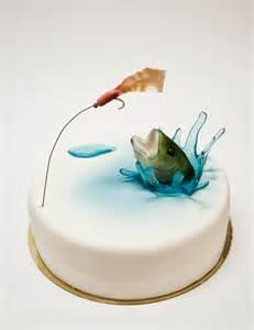 fishing cakes on pinterest fishing birthday cakes fisherman cake and bass fish cake