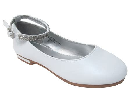 white flat shoes for white flat shoes w rhinestone ankle