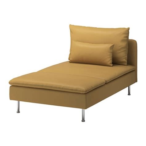 Slipcover For With Chaise by Soderhamn Chaise Slipcover Cover Samsta Yellow