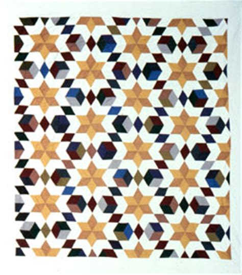 quilt pattern six pointed star six point star at from marti featuring quilting with the