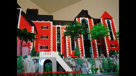 Cool Homes Com by Custom Lego House Mansion Part 1 Of 3 Youtube
