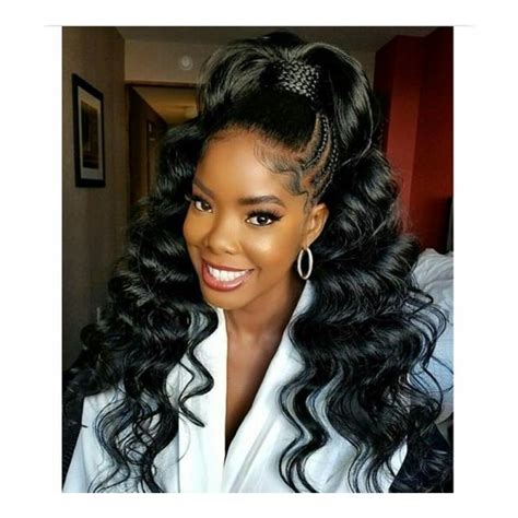 weave hairstyles ponytail 52 classy weave ponytail ideas you are sure to love