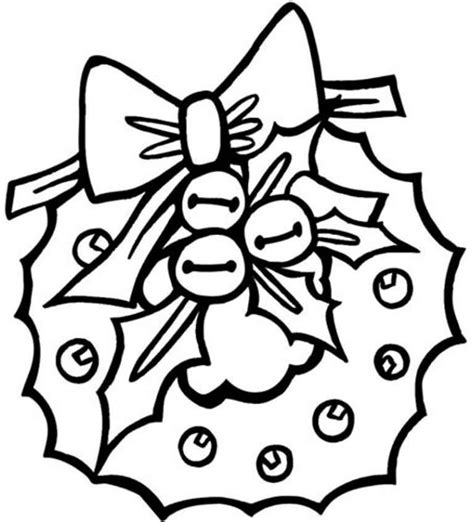 preschool wreath coloring page preschool wreath free coloring pages for christmas