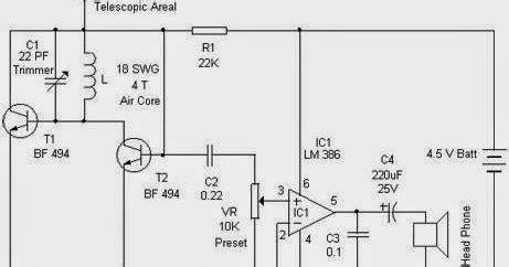 resistor capacitor gerador receptor receptor am fm receptor fm funcionando