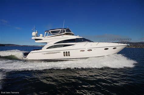 boats for sale tasmania australia princess 58 quot cracklin rosie quot power boats boat sales