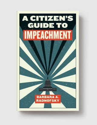 the for impeachment books a citizen s guide to impeachment 187 melville house books