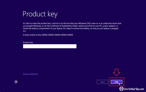 install windows 10 without key install windows 8 or windows 10 without product key