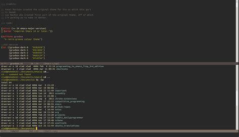 color themes emacs gruvbox theme emacs themes