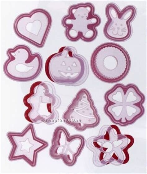 baker s cookie cutters and stencil set china wholesale