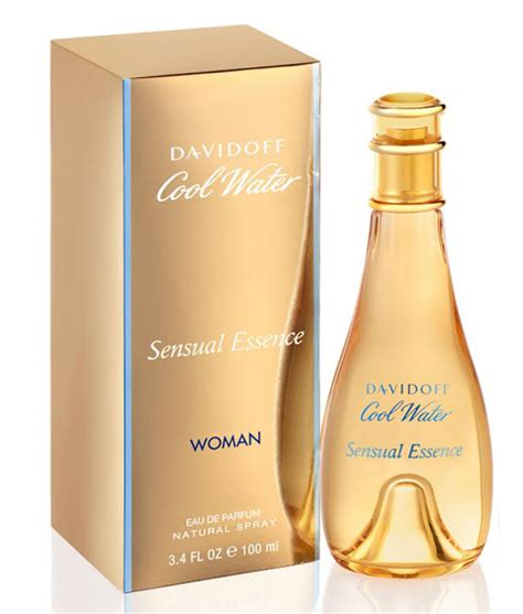 Parfum Davidoff Water cool water essence davidoff perfume a fragrance for 2012